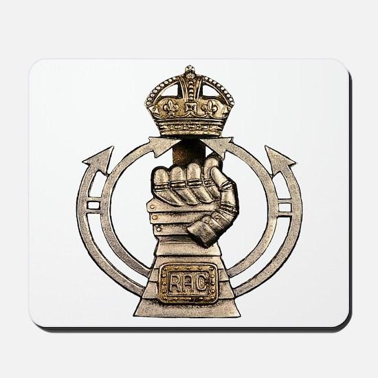 Royal Armoured Corps Mousepad