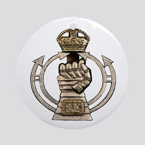 Royal Armoured Corps Ornament (Round)