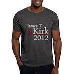 James Kirk 2012 Dark T-Shirt
