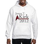 James Kirk 2012 Hooded Sweatshirt