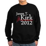 James Kirk 2012 Sweatshirt (dark)