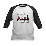 James Kirk 2012 Kids Baseball Jersey