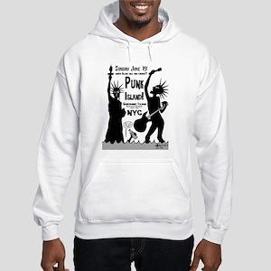 Punk Island! Hooded Sweatshirt