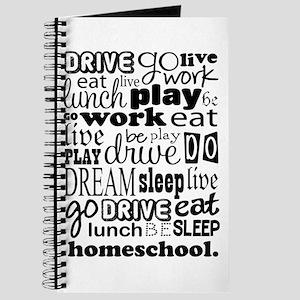 Homeschool Gift Journal