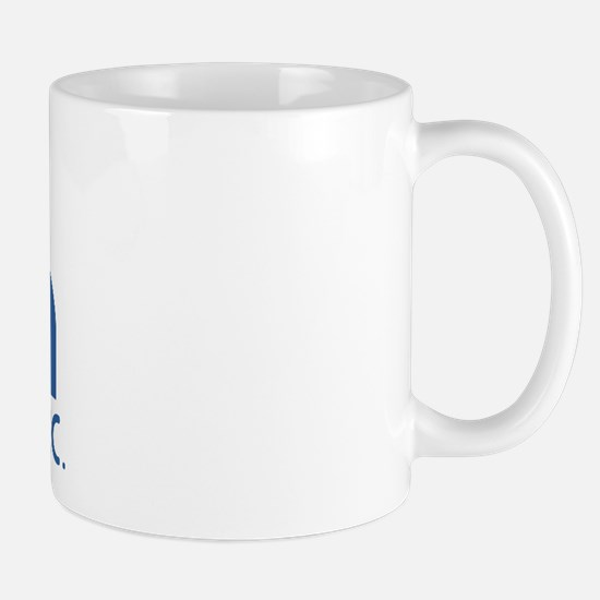 Offic MBA Logo Mugs