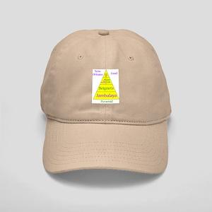 New Orleans Food Pyramid Cap
