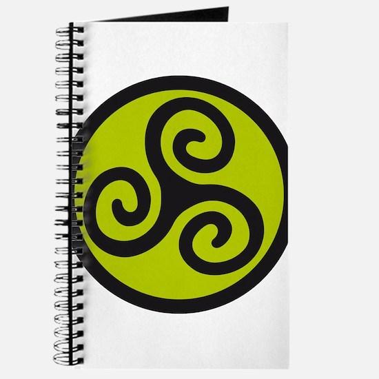 Funny Celtic symbols Journal
