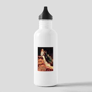Robin Hood Stainless Water Bottle 1.0L