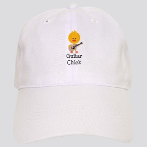 Guitar Chick Cap