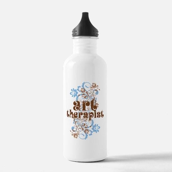 Art Therapist Gift Water Bottle