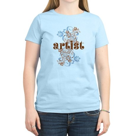 Artist Gift Women's Light T-Shirt