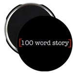 100 Word Story Magnet