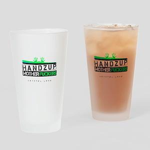 Crystal Lake's Beer Glass