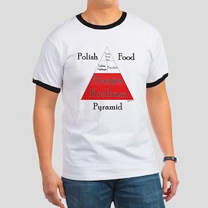 Polish Food Pyramid Ringer T