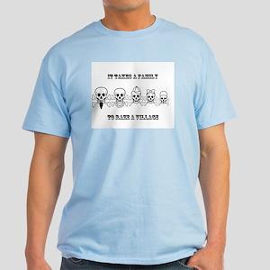 Pirate Family Light T-Shirt