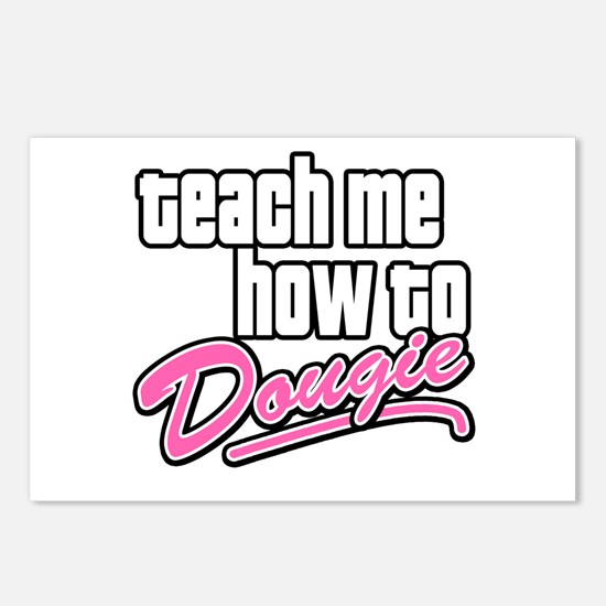 Teach Me How to Dougie Postcards (Package of 8)