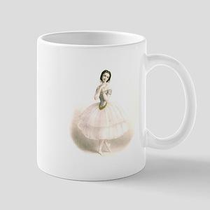 Vintage Ballet Mug