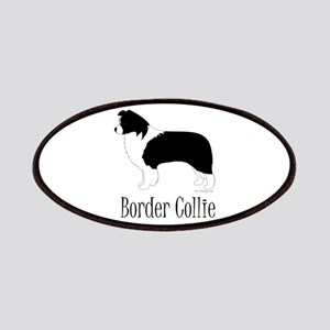 Border Collie Patches