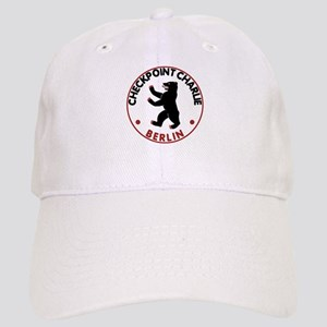 Checkpoint Charlie Berlin Cap