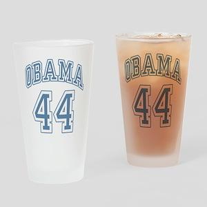 Obama 44th President bl Pint Glass