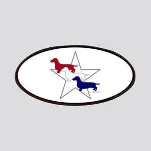 Patriotic Doxies Patches