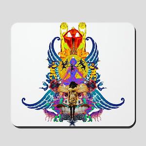 Starry wisdom Mousepad