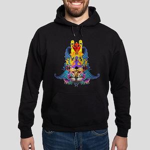 Starry wisdom Hoodie (dark)
