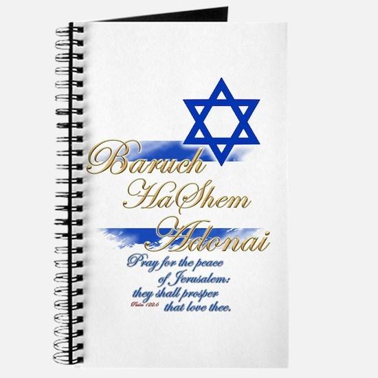 Baruch HaShem Adonai - Journal