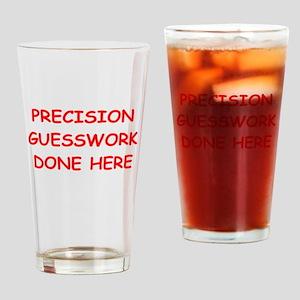 funny science joke Pint Glass