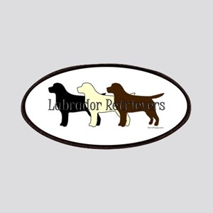 Labrador Retrievers Patches