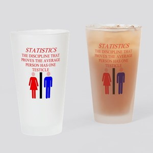 mathematics gifts t-shirts Pint Glass
