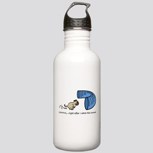 Tunnel Pug Stainless Water Bottle 1.0L