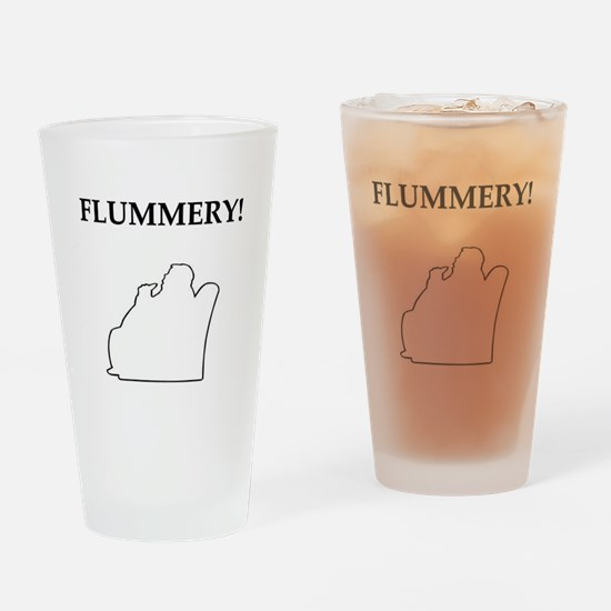 flummery Pint Glass