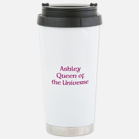 Queen of Universe Stainless Steel Travel Mug
