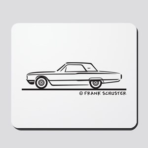 1964 Ford Thunderbird Hard Top Mousepad