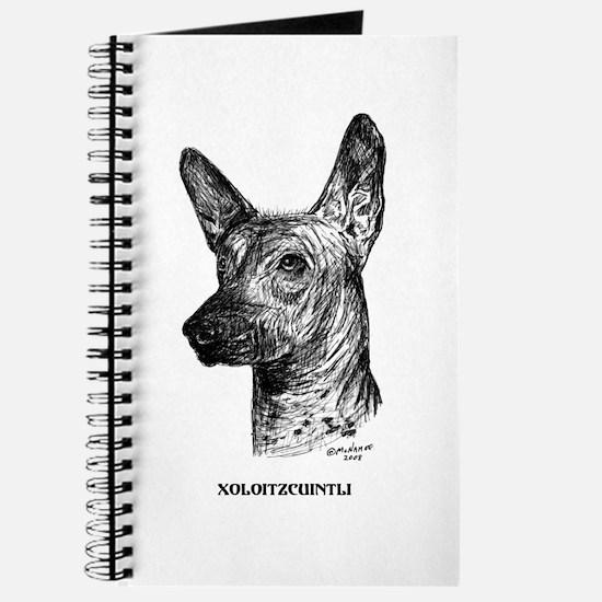 Xoloitzcuintli Journal