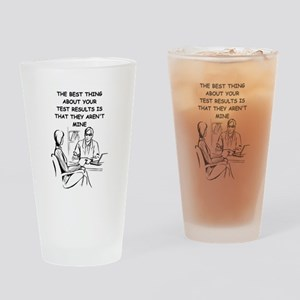 funny doctor joke gifts and t Pint Glass