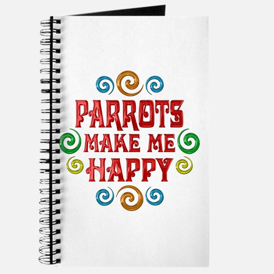 Parrot Happiness Journal