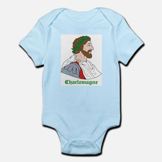 Charlemagne Infant Creeper