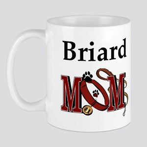 Briard Mom Mug