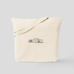 1965 Ford Thunderbird Landau Tote Bag