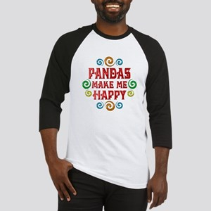 Panda Happiness Baseball Jersey