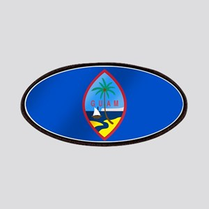 Guam Island State Flag Patches