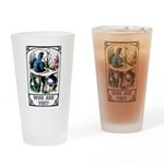 Who Are You Drinking Glass