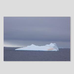Antarctica Iceberg Postcards (Package of 8)