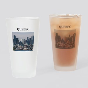 QUEBEC Pint Glass