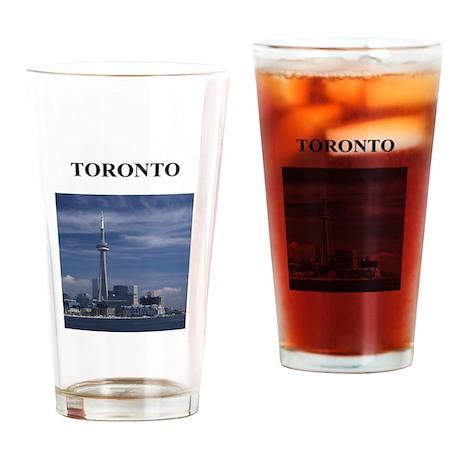 TORONTO Pint Glass