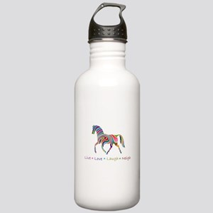 Rainbow pony Stainless Water Bottle 1.0L