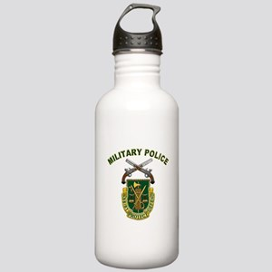 US Army Military Police Crest Stainless Water Bott