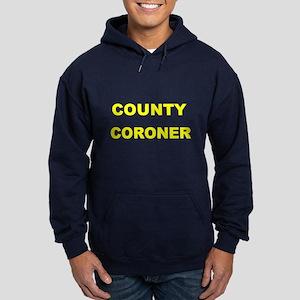County Coroner Hoodie
